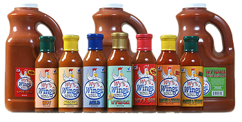 Wys WIng Sauces